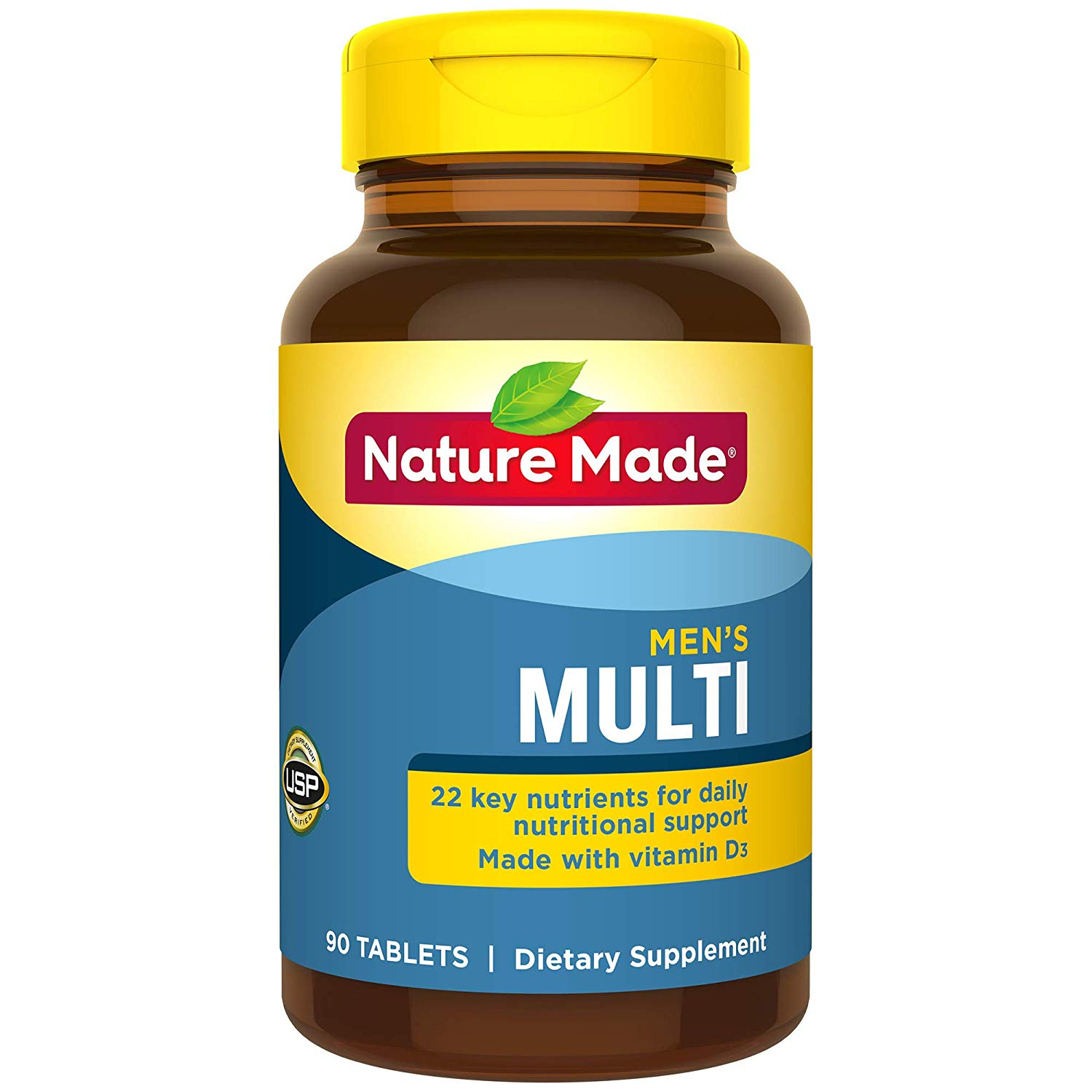 Nature Made Men's Multivitamin Tablets