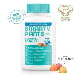 SmartyPants Prenatal Formula