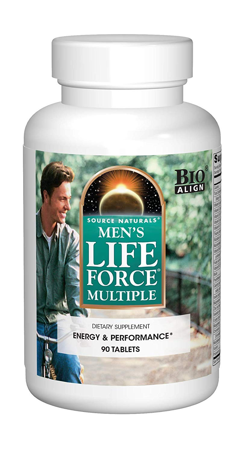 Source Naturals Men's Life Force