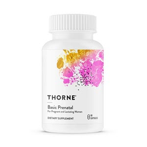 Thorne Research - Basic Prenatal